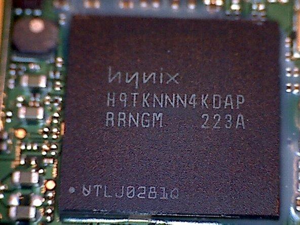 Image 2/3: Chip #1