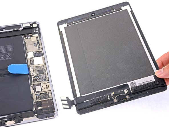 "iPad Pro 9.7"" Display Assembly Replacement"