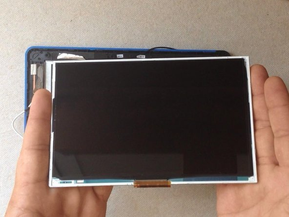 Acer Iconia B1-A71 LCD Display Replacement