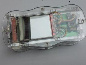 Réparation Detectometre