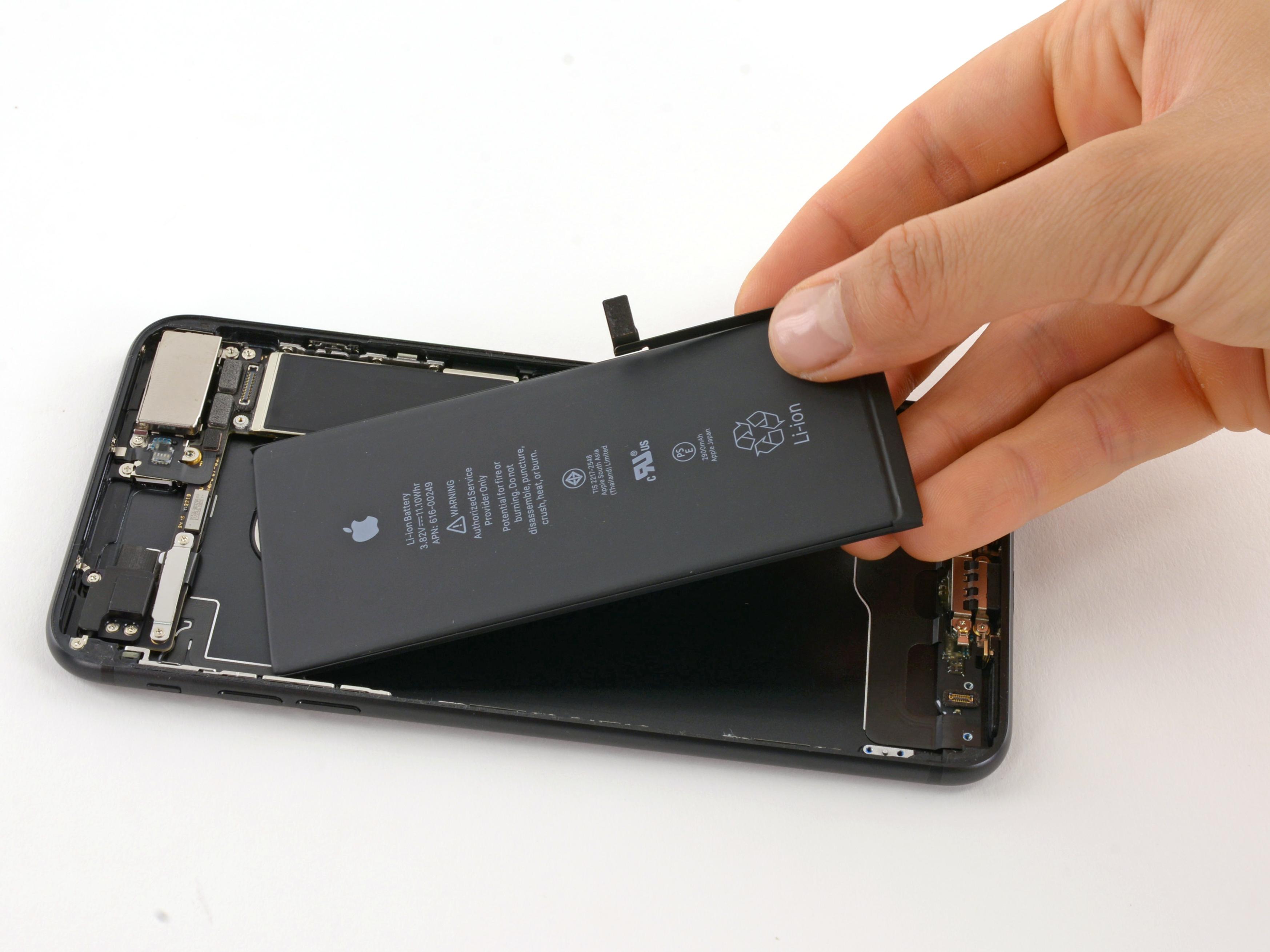 sale retailer dc0fa 0fb95 iPhone 7 Plus Repair - iFixit