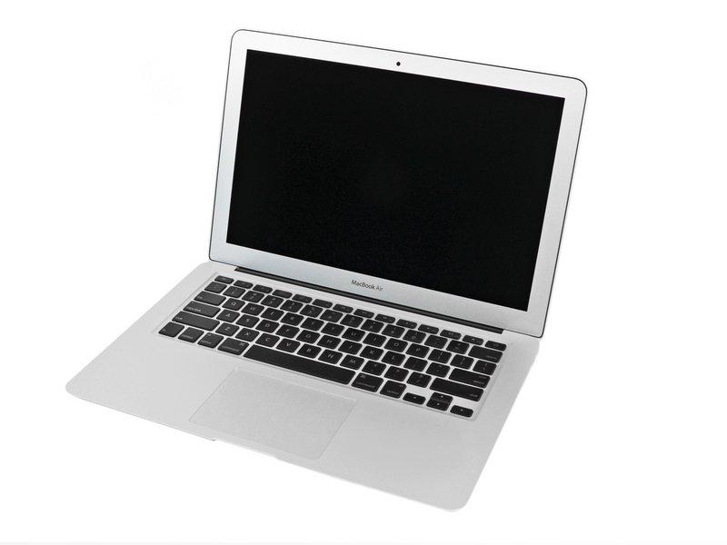 macbook air 13 repair ifixit rh ifixit com Steve Jobs Introduces MacBook Air MacBook Air External Microphone