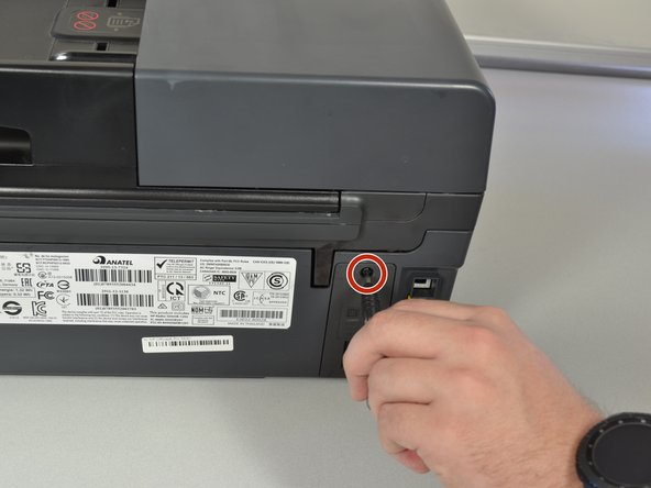 HP Officejet Pro 6835 AC Power Adapter Replacement