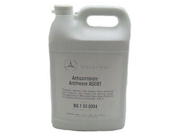 Mercedes-Benz Approved Coolant Main Image