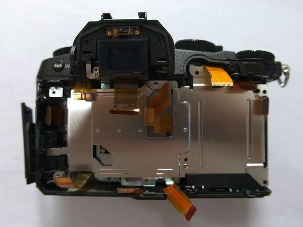 Photo 2: Metal shield