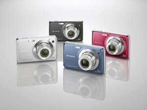 Sony Cyber-shot DSC-W230 Repair