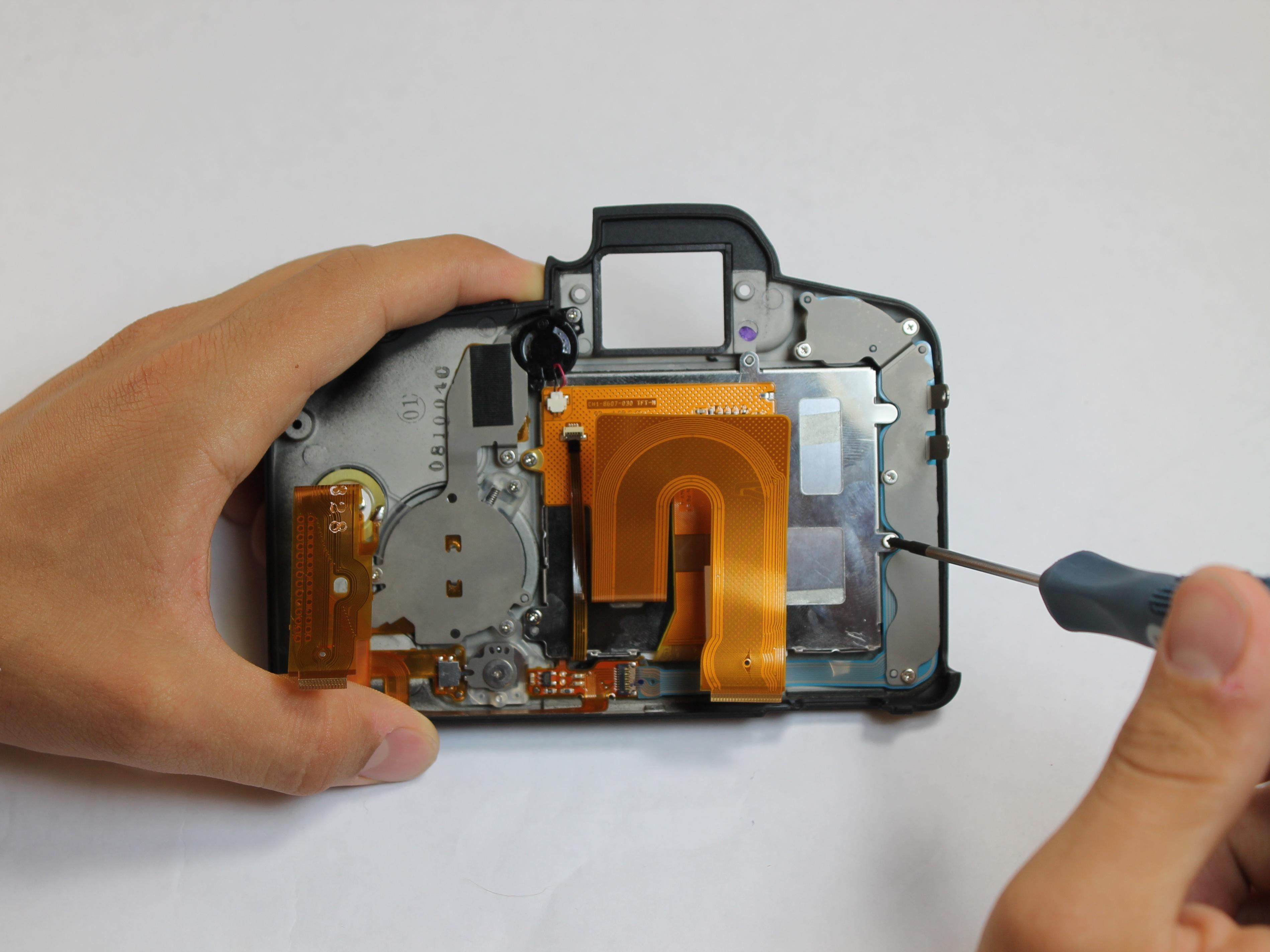 Canon EOS 5D Mark II Repair - iFixit