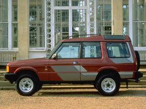 1989-1998 Land Rover Discovery