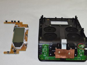 Philips DC320 37 LCD Screen Replacement