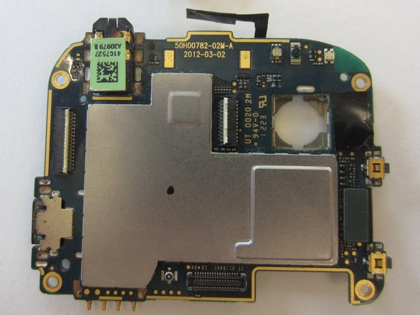 HTC Desire V Motherboard Replacement
