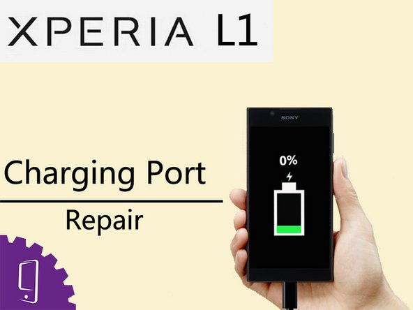 Sony Xperia L1 USB Port Replacement