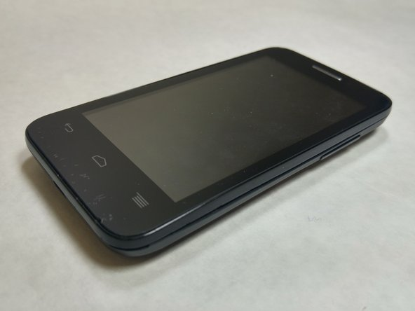 Alcatel One Touch Evolve 2 Back Frame Replacement