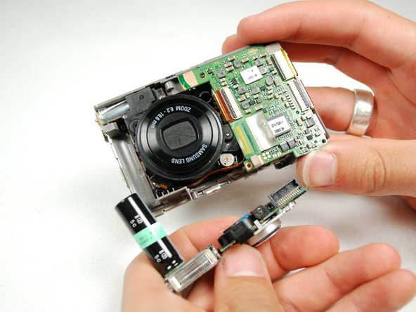 Samsung L100 flash assembly replacement