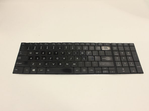 Toshiba Satellite C55-A5300 Keyboard Replacement