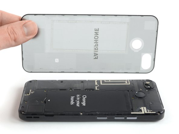 Fairphone 3 Back Cover Replacement
