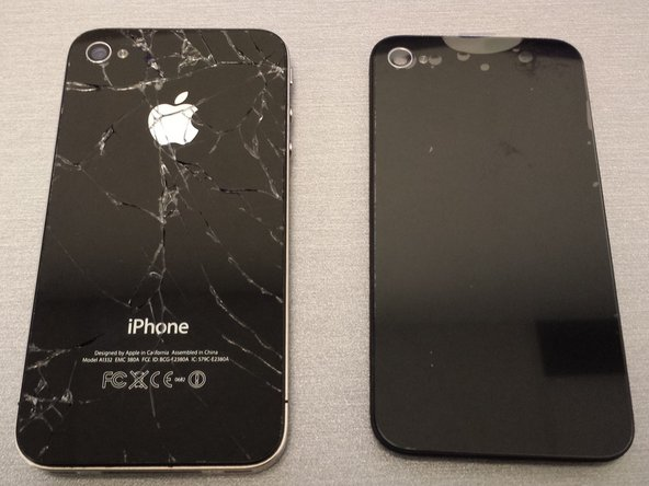 iPhone 4 Rear Panel Replacement