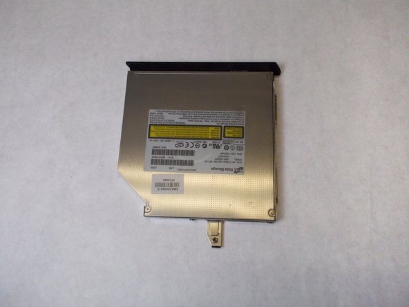 Gateway MA7 CD/DVD Drive Replacement