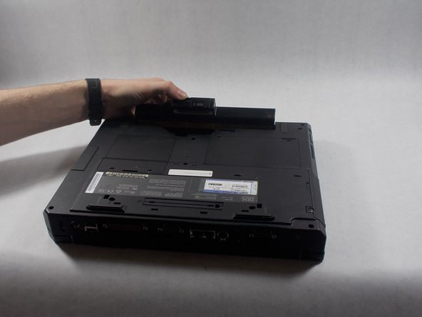 IBM ThinkPad A31 Battery Replacement