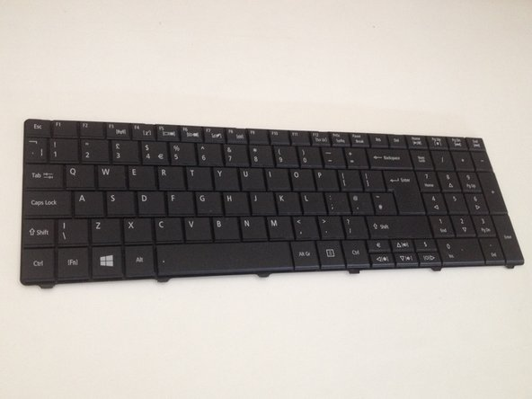 Acer Aspire E1-571 - Keyboard Replacement
