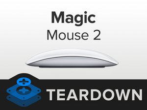 Magic Mouse 2 Teardown