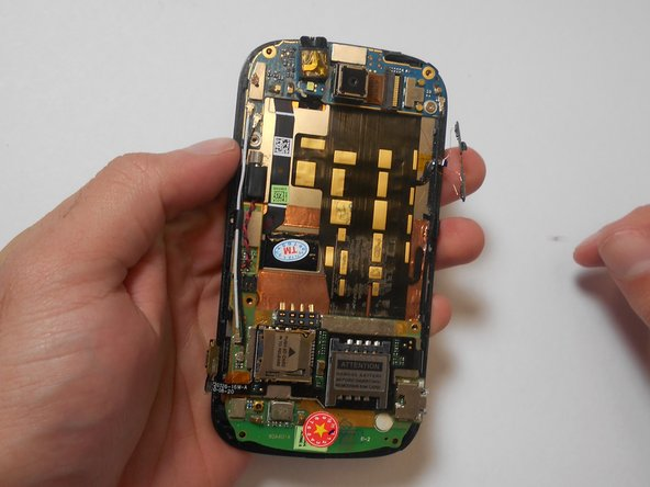 HTC MyTouch 4G Mother Board Replacement