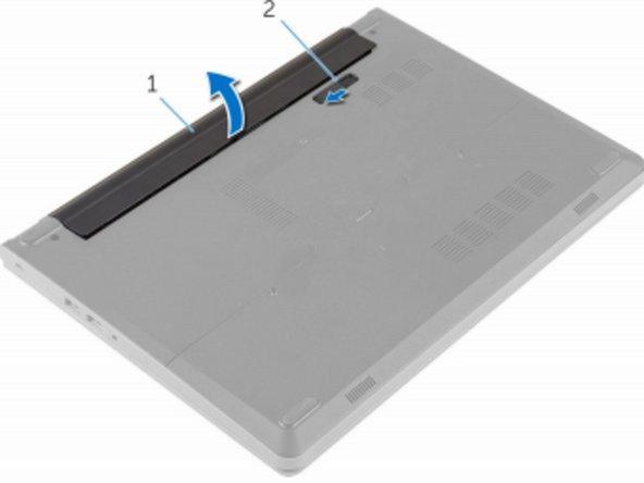 Dell Inspiron 14 3468 Reemplazo de la Batería
