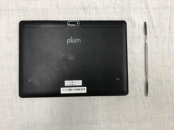 Plum Optimax 10 Back Cover Replacement