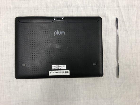 Remplacement du boitier arrière du Plum Optimax 10