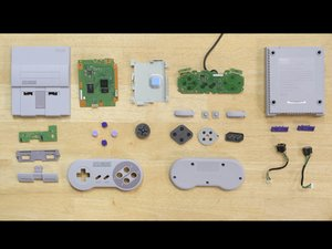 Super Nintendo Classic Edition Teardown