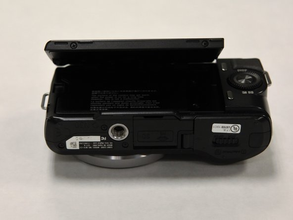Sony Alpha NEX-C3 LCD Screen Replacement