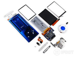 iPod Nano 5th Generation Teardown
