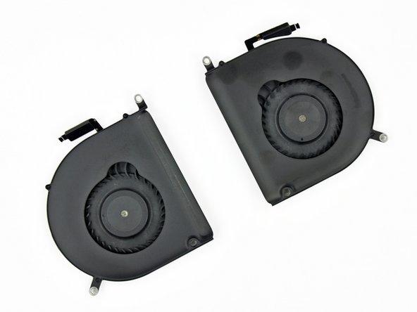 Image 1/2: Right fan - quantity 1