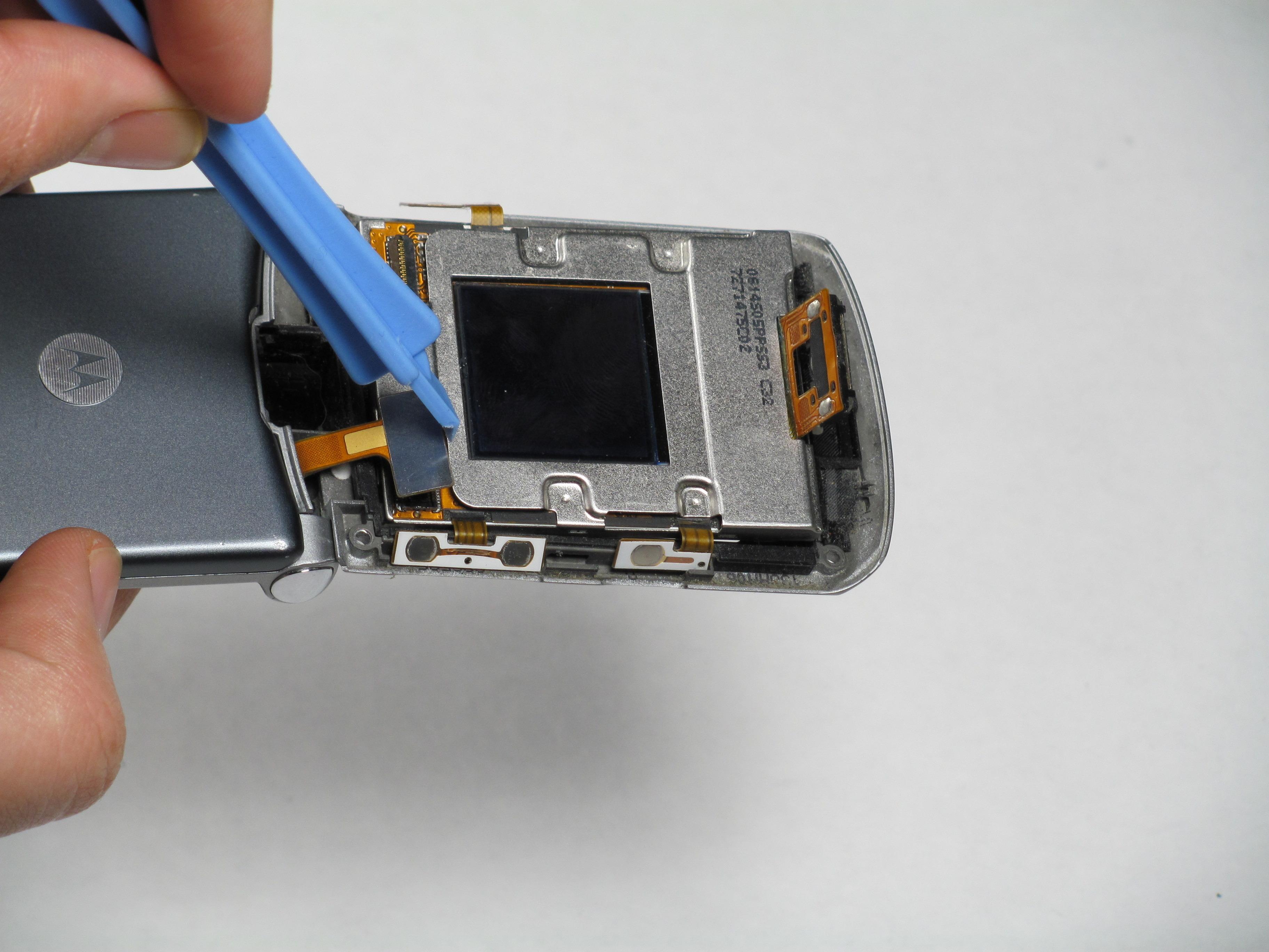 motorola razr v3c repair ifixit rh ifixit com Motorola V360 Games cf moto v3 owner's manual