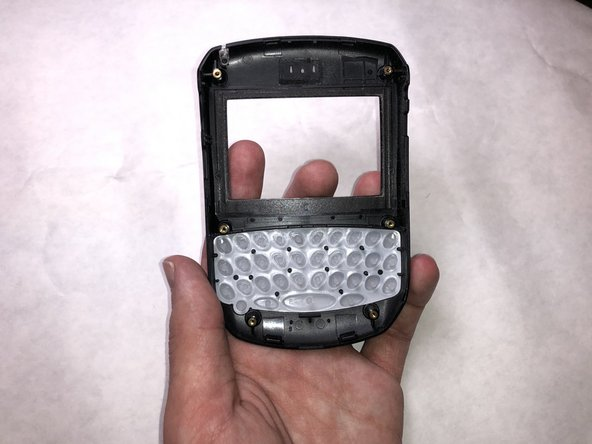 Blackberry RIM 7250 Keyboard Replacement