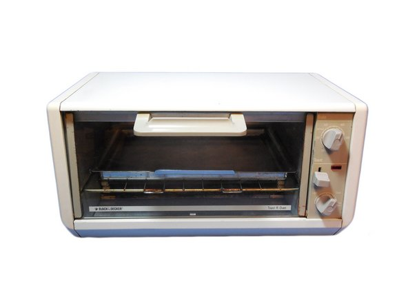 Black And Decker Toast R Oven Tro200 Repair Ifixit