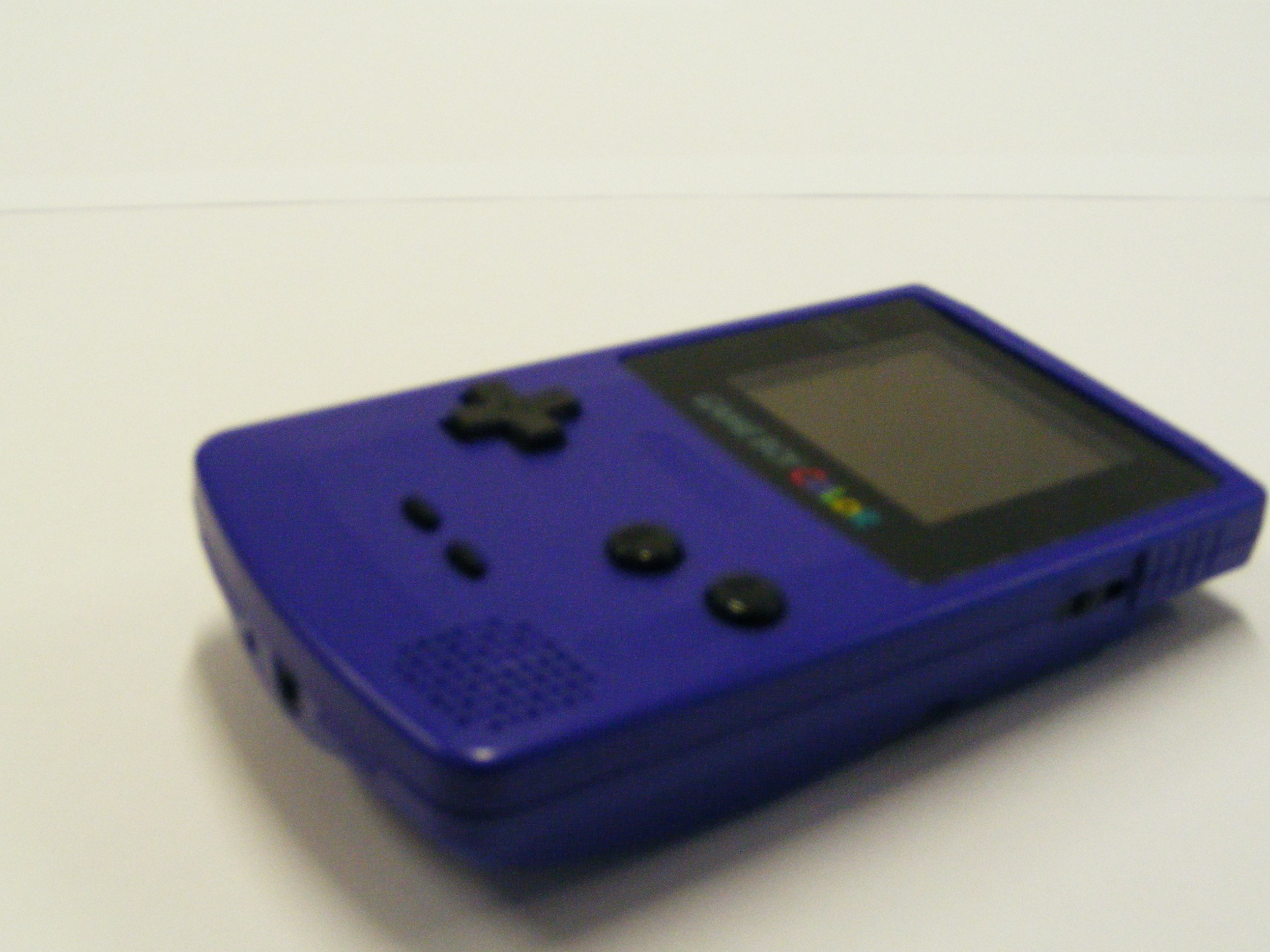 Game boy color link cable - Game Boy Color Teardown
