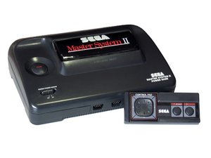 Sega Master System II Repair