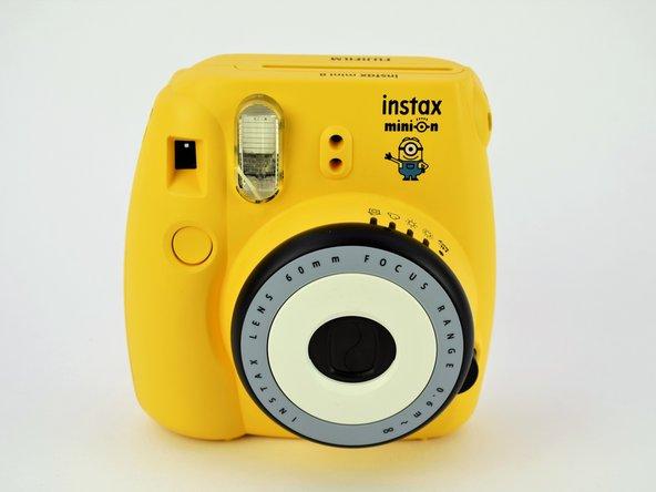 Fujifilm Instax Minion Camera Shell Replacement