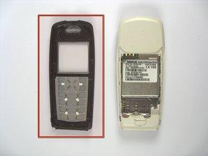 Removing Nokia 3100b Screen
