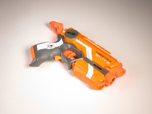 Nerf N-Strike Firestrike Repair