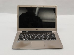Acer Aspire S3 MS2346 Repair