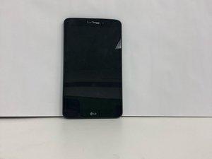 LG G Pad 8.3 4G Repair