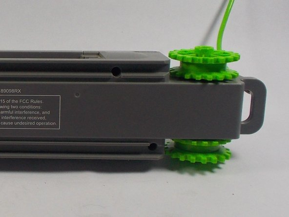 iRobot looj 120 Rear Motor Replacement