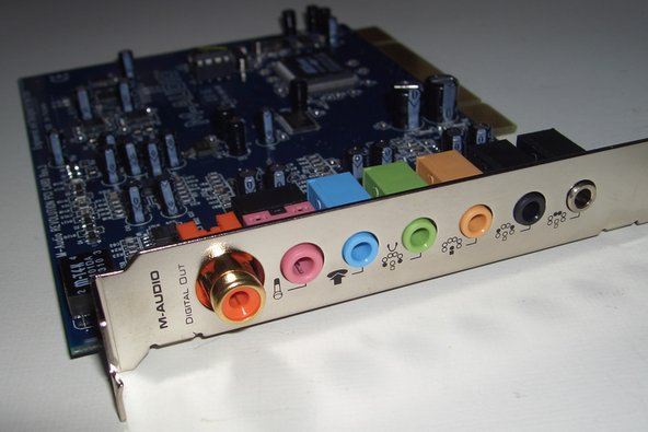 motherboard audio vs sound card