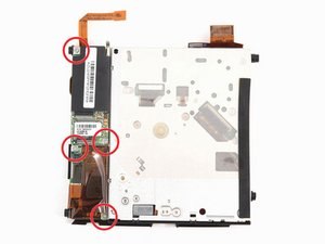 PowerBook G4 Titanium DVI Optical Drive Replacement