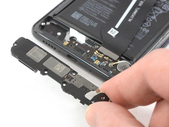 Reemplazo del altavoz del Huawei Mate 20