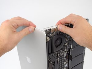 "MacBook Pro 15"" Retina Display Mid 2012 Display Assembly Replacement"
