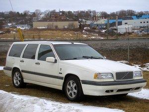 1993-1997 Volvo 850