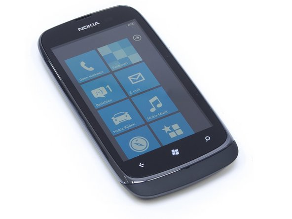 To put everything back together, just follow the same steps backward, and you should have yourself a good-as-new Nokia Lumia 610