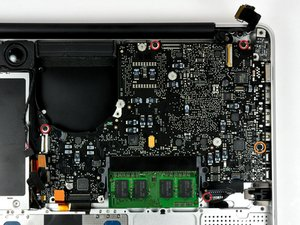 macbook logicboard troubleshooting